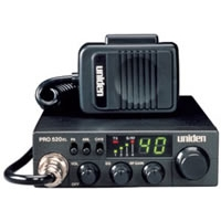 40 Channel Compact Professional CB Radio