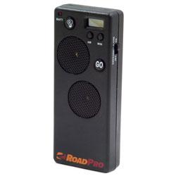 Roadpro Rp110db Super Loud Sleep Timer Trucker S Alarm