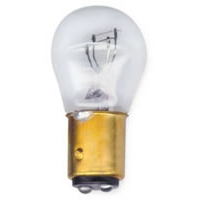 Heavy Duty Automotive Replacement Bulbs - #1157, Clear, 2-Pack