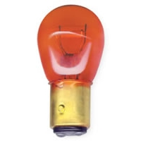 Heavy Duty Automotive Replacement Bulbs - #1157, Amber, 2-Pack
