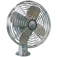 12 Volt Heavy Duty Metal Fan