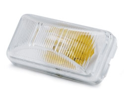 2-1/2 Clearance Marker Light with Sealed Lamp and Plug-In Connection