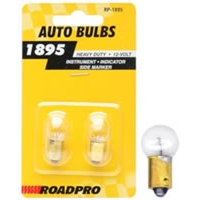 Heavy Duty Automotive Replacement Bulbs - #1895, Clear, 2-Pack