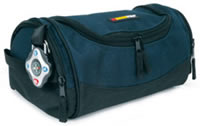 Sports/Travel Bag with Wallet and Compass - Assorted Colors