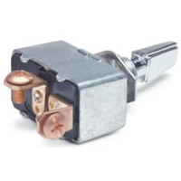 "2 Position Toggle Switch with Screw Connector - 1"" Flat Toggle"