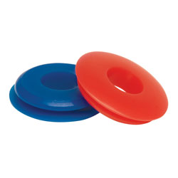 Blue Service Gladhand & Red Emergency Gladhand Twin Pack