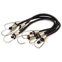 RoadPro RPTS32 32 Heavy Duty Stretch Cord with Plastic Coated Tip Hooks