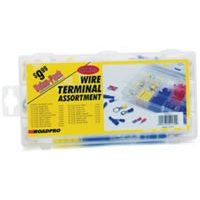 Wire Terminal Assortment - 160-Pieces