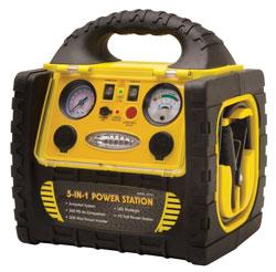 Roadpro Rpat715 12 Volt Rechargeable Emergency Jumpstart