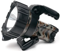 2 Million Candle Power Cordless/Rechargeable Spotlight w/Path Light - Camouflage