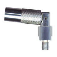 Stainless Steel Spring Loaded Stud with 90 Degree Extension