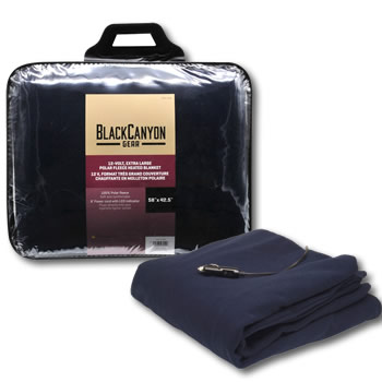12 Volt Electric Blanket for Car, Truck and RV