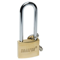 40mm Solid Brass Padlock - 3 Shackle