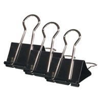 "1.25"" Binder Clips - 3-Pack"