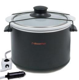 12 volt crock pot slow cooker 1 5 quart roadpro rpsl 350 12 volt crock pot slow cooker 1 5 quart12volt travel    rh   12volt travel com