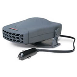 12 Volt Heater & Fan w/Swivel Base