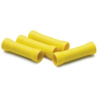 12-Gauge to 10-Gauge Butt Connectors - 4-Pack