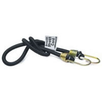 "40"" Heavy Duty Stretch Cord with Plastic Coated Tip Hooks"