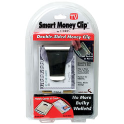 Smart Money Clip (R) by Storus(R) Double Sided