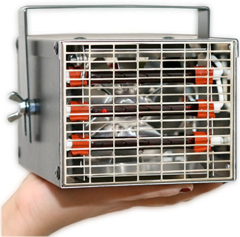 Satellite Tv For Rv >> DC Thermal SSHEATER DC Powered Polymer Composite Heater ...