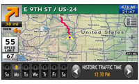 Rand McNally Truckers GPS