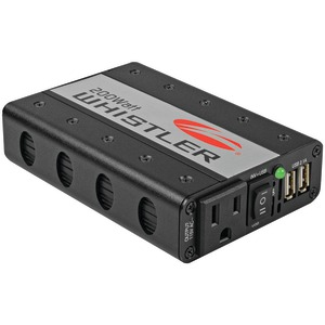 Whistler Xp200i 200 Watt Power Inverter 12volt Travel 174