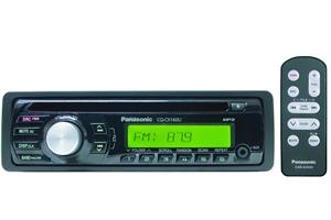 Panasonic Cqcx160u Semi Truck Am Fm Mp3 Cd Player Receiver