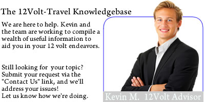 The 12Volt-Travel® Knowledgebase