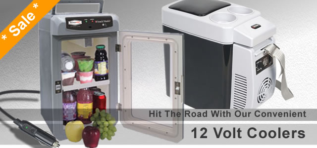 12 Volt Coolers for Travel