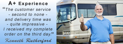 Customer Testimonial at 12Volt-Travel®