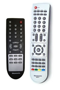 Skyworth Replacement Parts Full Function TV Remote Control